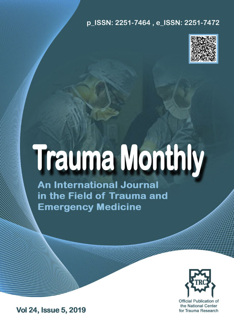 Trauma Monthly